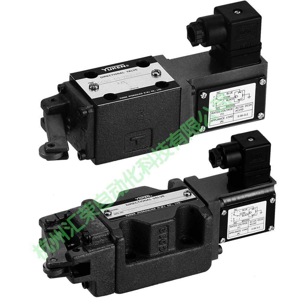 dcts / dcgs系列带监视开关机动换向阀图片